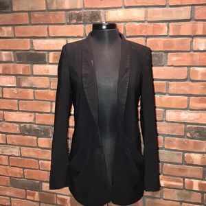 🖤🖤Express Silky Smooth Long Blazer Comfortable